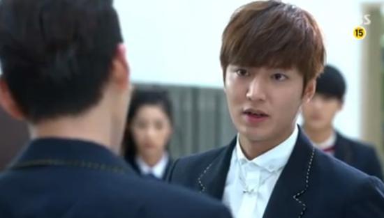 """Kim Tan (Lee Min Ho) """"tặng"""" tình địch cú đấm trời giáng 2"""