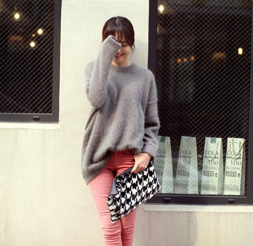 """Mohair sweater – Item siêu hot """"không-thể-thiếu"""" mùa Đông 2013 10"""