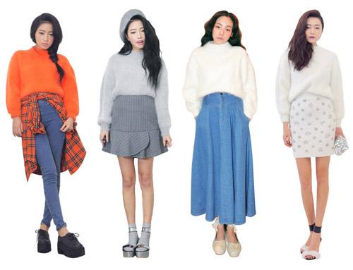 """Mohair sweater – Item siêu hot """"không-thể-thiếu"""" mùa Đông 2013 11"""
