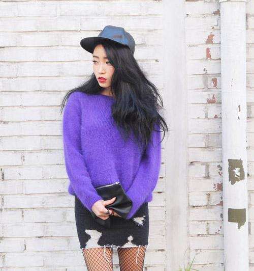 """Mohair sweater – Item siêu hot """"không-thể-thiếu"""" mùa Đông 2013 12"""