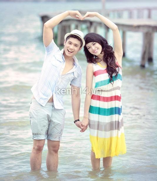 """Những cặp đôi """"chị-em"""" trong giới hot teen Việt 1"""