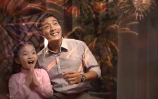 """Gặp """"ông bố"""" trong clip quảng cáo cảm động nhất Tết 2013 5"""