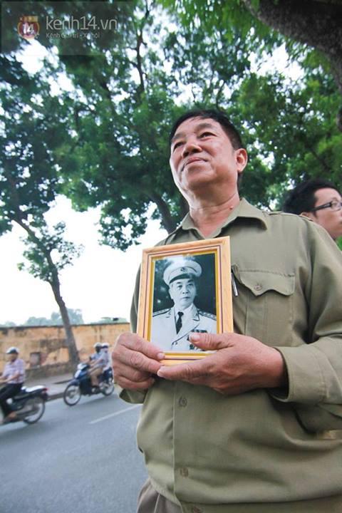 10 ngày tang lễ lịch sử của Đại tướng Võ Nguyên Giáp qua ảnh 11