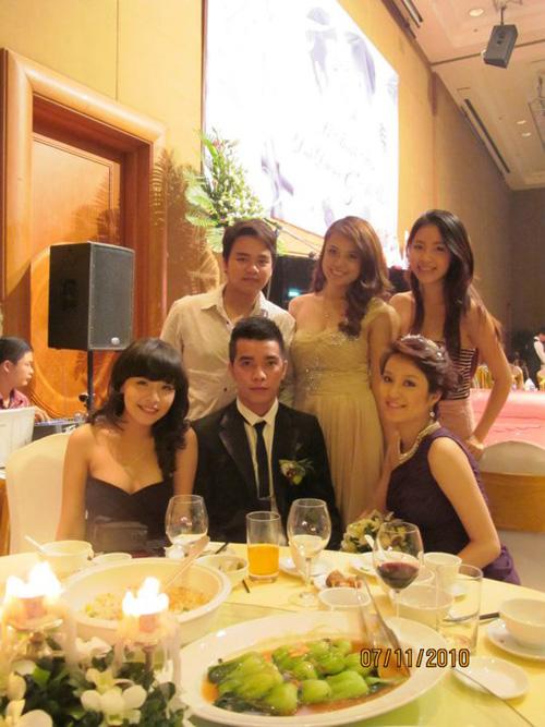 Những đám cưới hoành tráng của các hot girl Việt 8