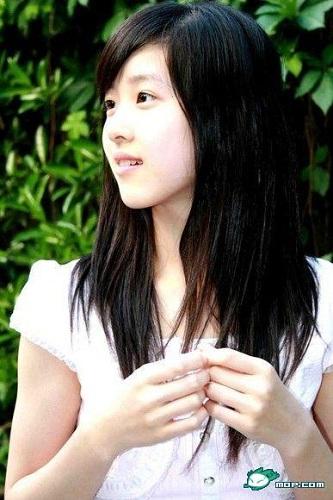"""""""Cô bé trà sữa"""" trở thành hot girl đẹp nhất Trung Quốc 3"""