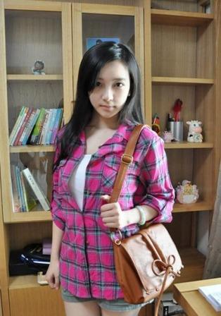 Những hot girl Trung Quốc có vẻ đẹp thiên thần 49