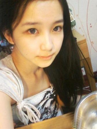 Những hot girl Trung Quốc có vẻ đẹp thiên thần 52