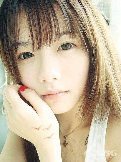 Những hot girl Trung Quốc có vẻ đẹp thiên thần 27
