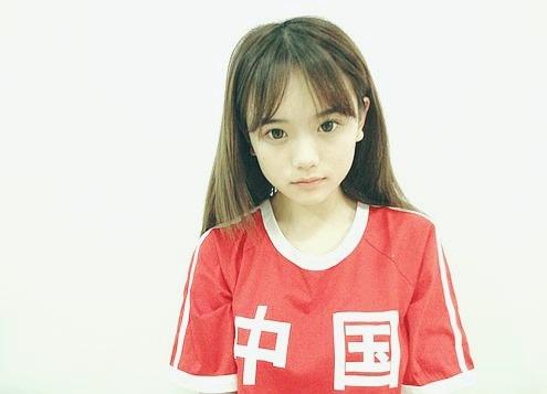 Những hot girl Trung Quốc có vẻ đẹp thiên thần 15