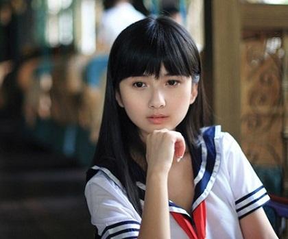 Những hot girl Trung Quốc có vẻ đẹp thiên thần 48