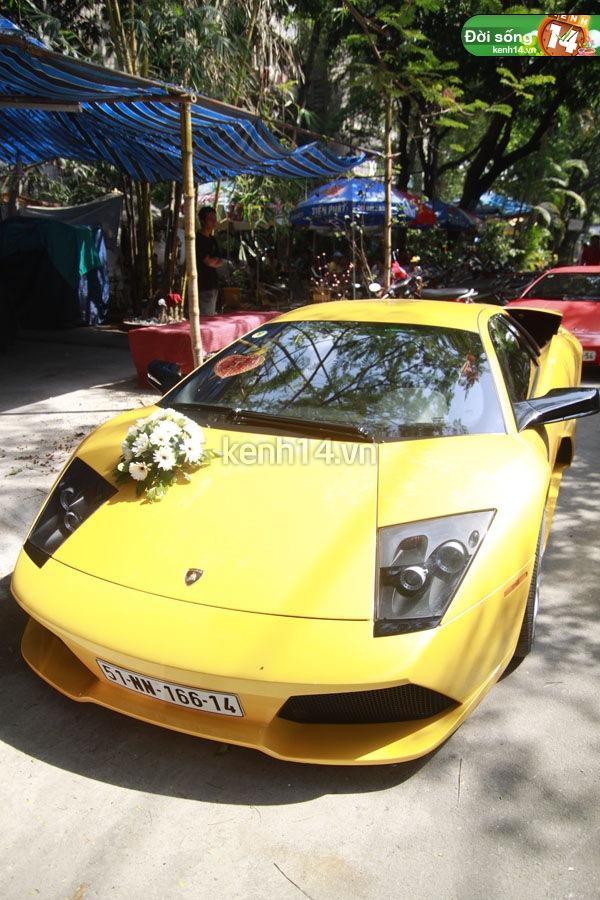 Những đám cưới hoành tráng của các hot girl Việt 23