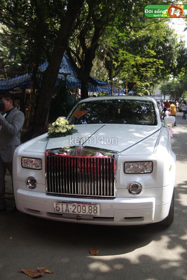 Những đám cưới hoành tráng của các hot girl Việt 22