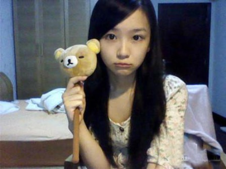 Những hot girl Trung Quốc có vẻ đẹp thiên thần 53