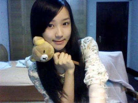 Những hot girl Trung Quốc có vẻ đẹp thiên thần 54
