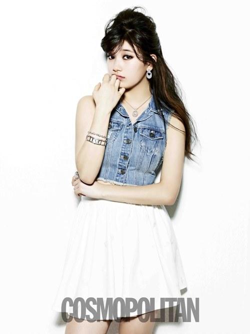 Loạt ảnh Suzy (Miss A) đẹp không cần photoshop 1