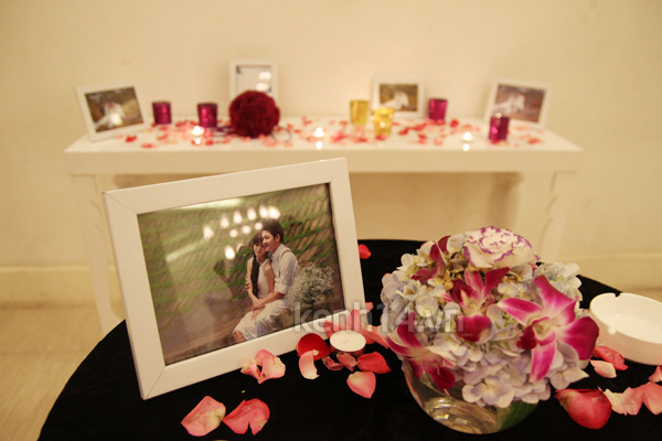 Những đám cưới hoành tráng của các hot girl Việt 66