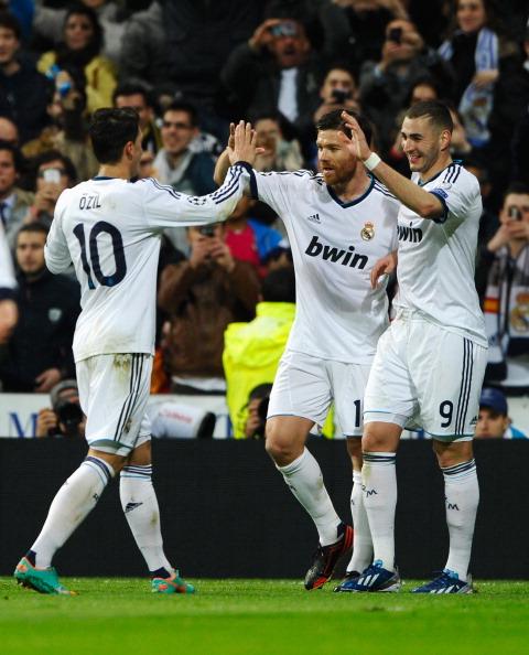 Nhìn lại trận thắng vùi dập của Kền kền trắng Real Madrid 15