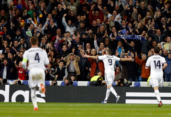 Nhìn lại trận thắng vùi dập của Kền kền trắng Real Madrid 16
