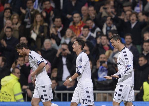Nhìn lại trận thắng vùi dập của Kền kền trắng Real Madrid 9