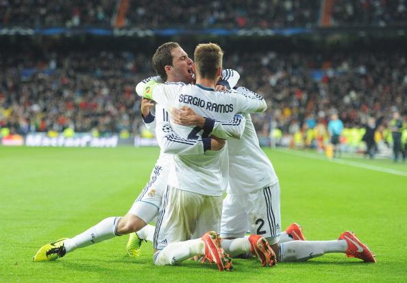 Nhìn lại trận thắng vùi dập của Kền kền trắng Real Madrid 22