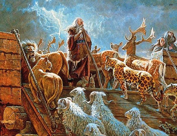 Tương lai con người sau những Ngày Tận thế theo thần thoại 2