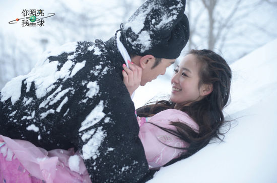 Trịnh Nguyên Sướng khốn khổ vì hôn người đẹp giữa tuyết lạnh 3
