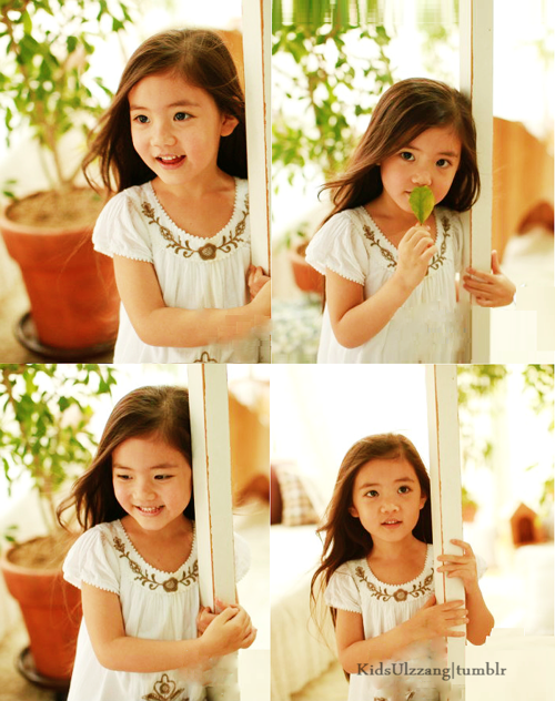"""Cô bé có vẻ đẹp thiên thần gây """"sốt"""" mạng xã hội Hàn Quốc 14"""