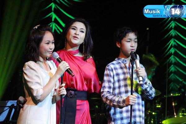 Thiện Thanh - cô con gái xinh xắn và đáng yêu của diva Thanh Lam 8