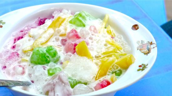 Điểm danh những món ăn vặt giải nhiệt mùa hè 1