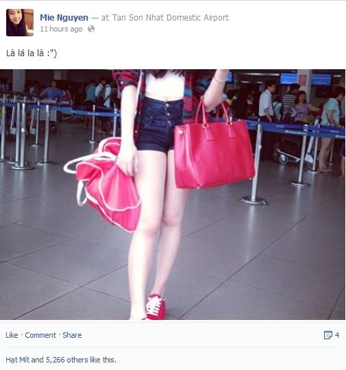 Vừa ra Hà Nội, Mie đã bị bắt gặp hẹn hò với JVevermind 3