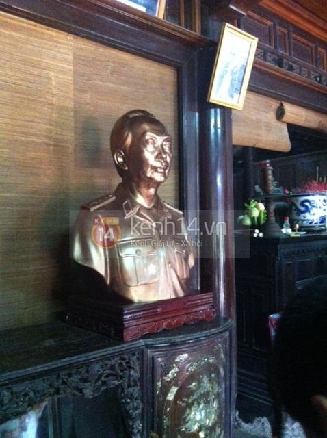 Không khí tiếc thương tại nhà Đại tướng Võ Nguyên Giáp ở Quảng Bình 13