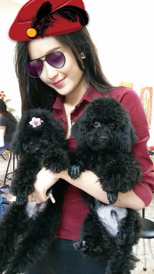 Ngắm hot teen Việt nhắng nhít chụp ảnh cùng thú cưng 27