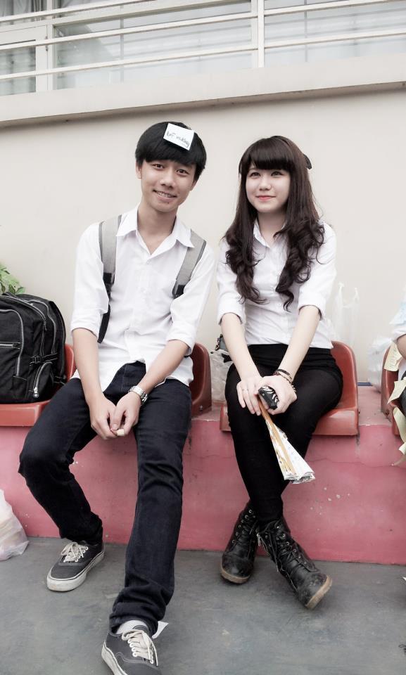 Ngắm hot girl Việt mặc đồng phục giản dị nhưng vẫn cực xinh 14