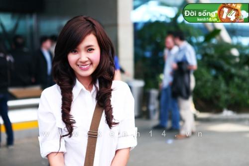 Ngắm hot girl Việt mặc đồng phục giản dị nhưng vẫn cực xinh 24