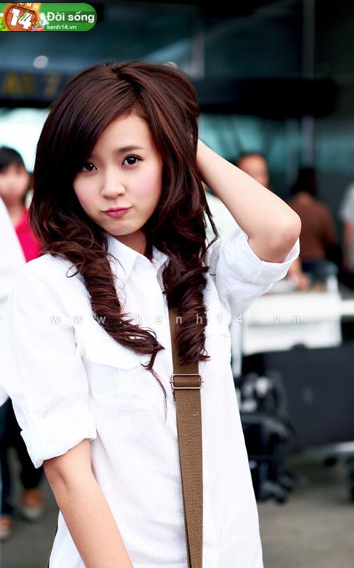 Ngắm hot girl Việt mặc đồng phục giản dị nhưng vẫn cực xinh 26