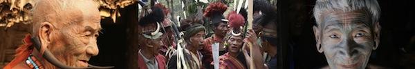 Thăm bộ tộc xăm mình đi săn đầu người thời xưa 11