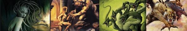 Đi tìm quái vật rắn trong thần thoại Hy Lạp 11