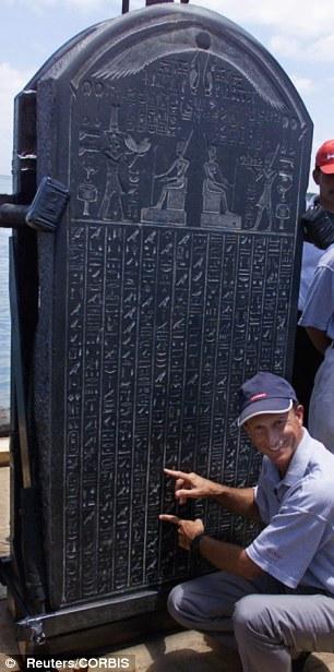"""Tái tạo """"thành phố Atlantis Ai Cập"""" bị nhấn chìm từ 1.200 năm trước 2"""