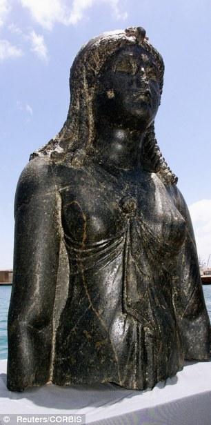 """Tái tạo """"thành phố Atlantis Ai Cập"""" bị nhấn chìm từ 1.200 năm trước 3"""