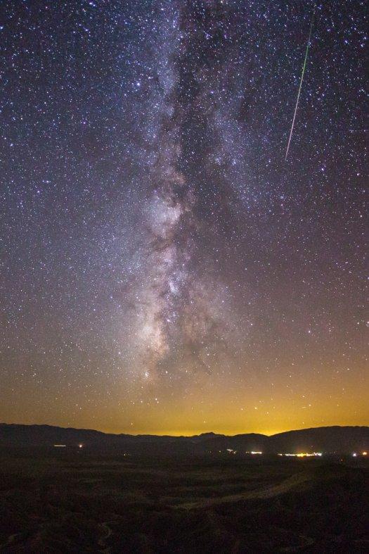"""Ảnh độc: Mưa sao băng Perseid """"tấn công"""" Trái đất 13"""