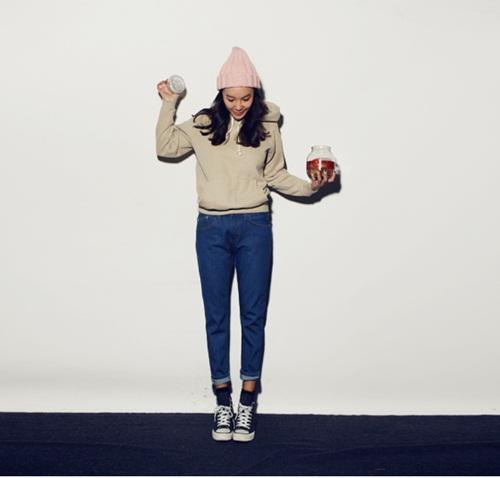 4 cách biến hóa linh hoạt, tiện dụng với áo hoodie 5
