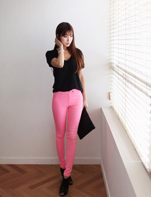 Nắm bắt nhanh xu hướng quần skinny năm 2013 7