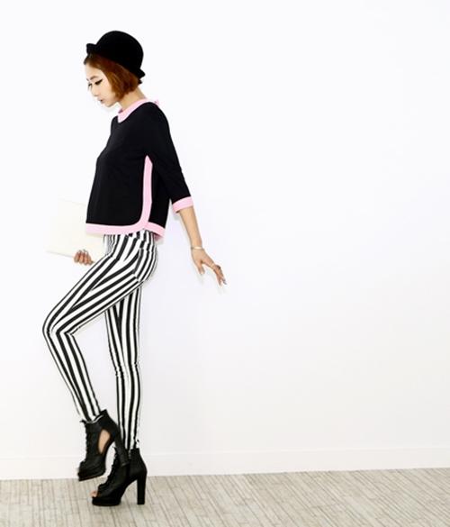 Nắm bắt nhanh xu hướng quần skinny năm 2013 11