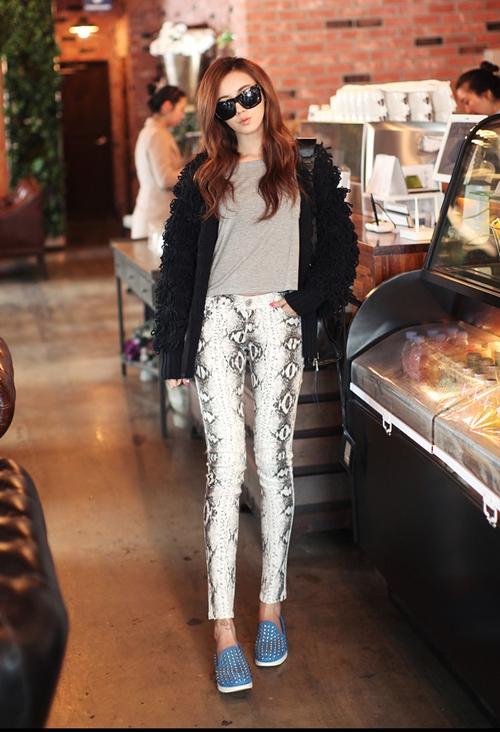 Nắm bắt nhanh xu hướng quần skinny năm 2013 19