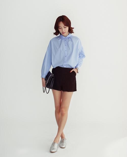101 kiểu phối đồ cùng giày đế bệt phong cách như Jessica - SNSD 11