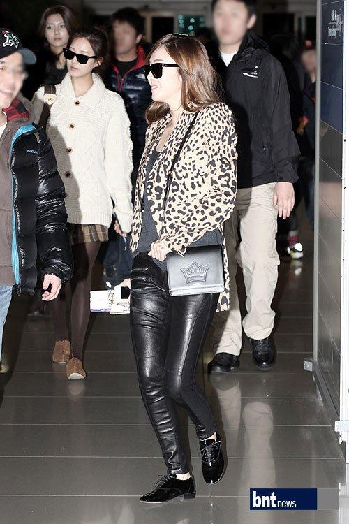 101 kiểu phối đồ cùng giày đế bệt phong cách như Jessica - SNSD 3