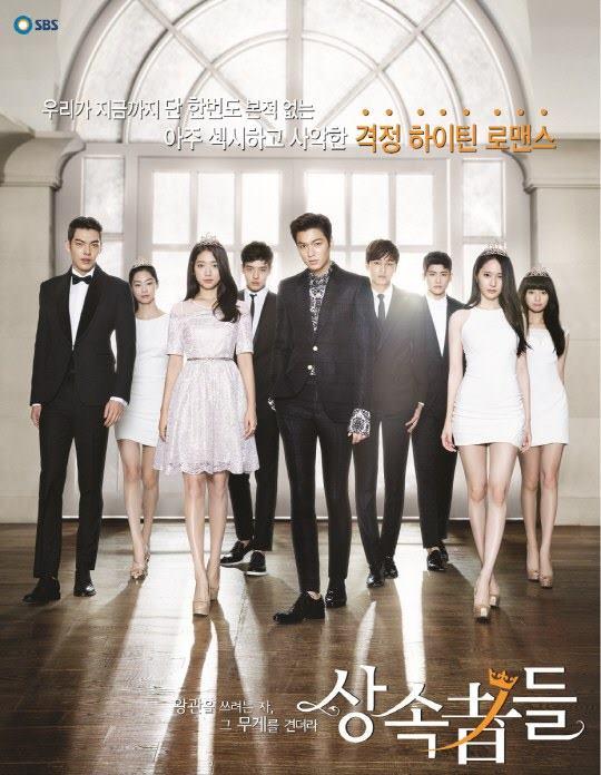 """Lee Min Ho """"nổi chói lọi"""" giữa dàn sao """"The Heirs"""" 10"""