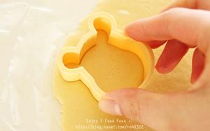 Bánh quy mật ong đáng yêu cho fan gấu Pooh 6