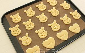 Bánh quy mật ong đáng yêu cho fan gấu Pooh 7