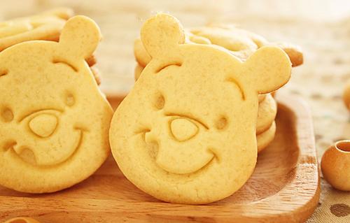 Bánh quy mật ong đáng yêu cho fan gấu Pooh 8